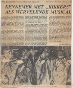 Musical de kikkers recensie